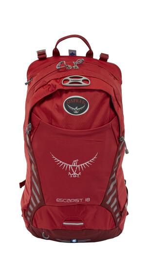 Osprey Escapist 18 fietsrugzak M/L rood
